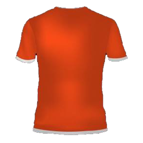 maillot-fbt-orange-back