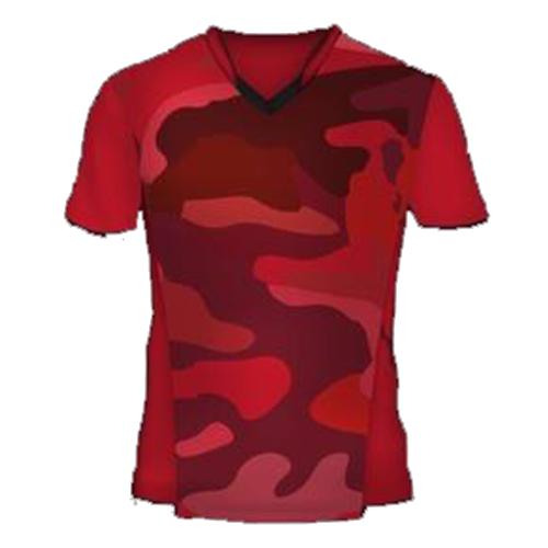 maillot-fbt-rouge-face